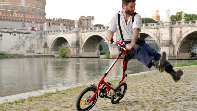 mito della bici pieghevole